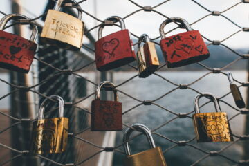 Many locks